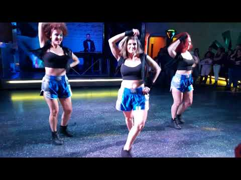 "Salsa cubana gestualità femminile  ""Timba con reggaeton"" dei Talento Havana www.salsagaia.it"