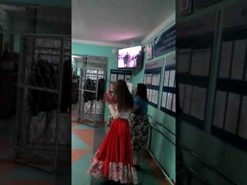 Масленица в 32 школе Хабаровска(1)