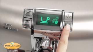 Saeco Syntia Cappuccino Espresso Machine Review