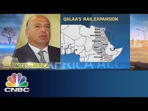 Can Africa Have A Continental Railway System? | Access Africa
