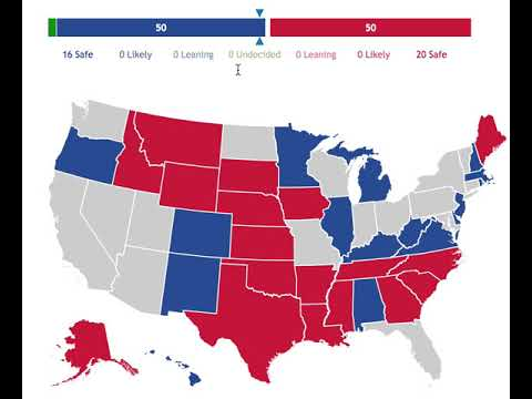 A First Look at the 2020 Senate Elections