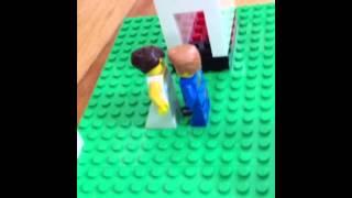 Lego Ninjago Nya And Jay Marriage 2013