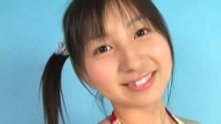 携帯サイト「美少女ダイアリー」で見つけた飯田里穂ちゃんのお宝映像で...