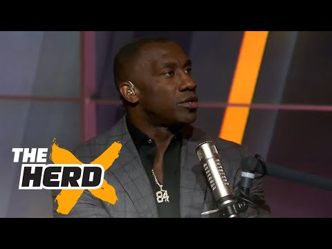 Shannon Sharpe has some strong words for athletes on performance enhancers | THE HERD