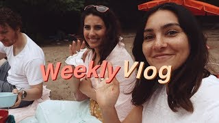 Picknick Fail | Meine Travel Beauty Bag | Weekly Vlog | madametamtam