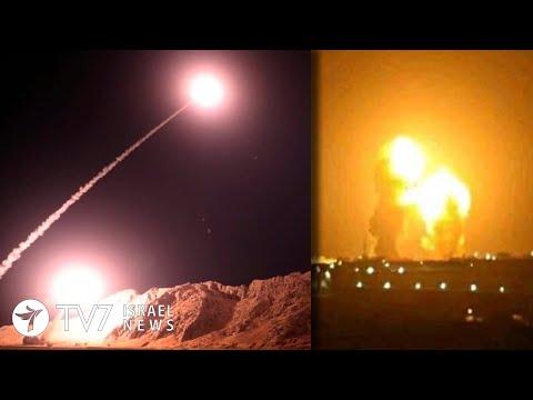 Iran bombs U.S.