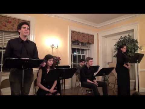 Flower Drum Song  performed by Club Mosaic at Marymount Manhattan College