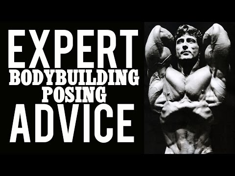 Bodybuilding Poses, Posing Routines, Practice & Music