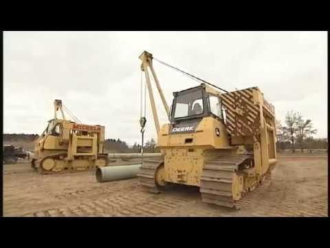 Pipeline Excavating with Operating Engineers 139