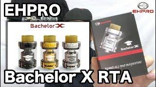 [VAPE][RTA/25mm/EHPRO]Bachelor X RTA