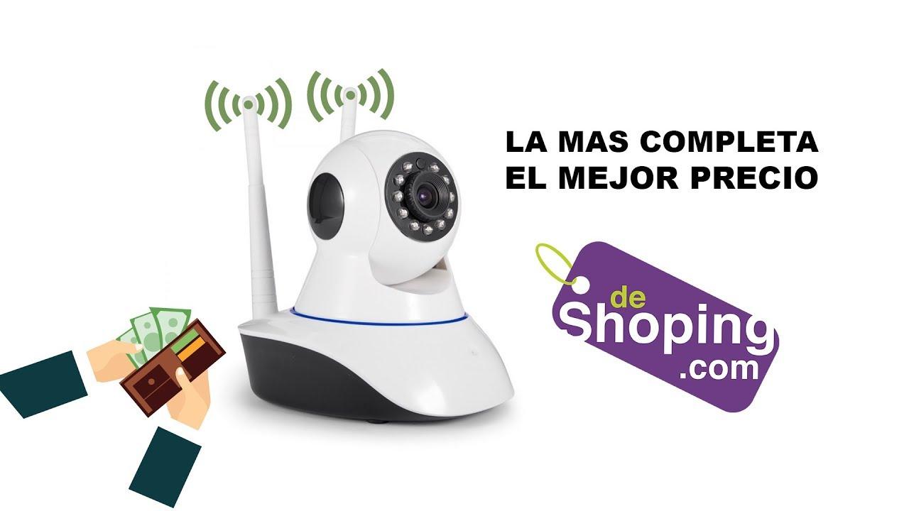 La mejor camara de vigilancia wifi de bajo costo - El mejor ambientador para casa ...