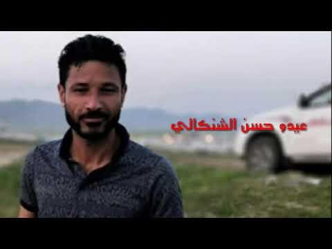 الفنان عيدو حسن الشنكالي