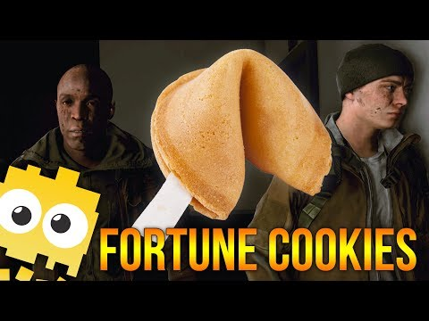 Battlefield 4's Pac And Irish Talk Hunger And Fortune Cookies... IN BED!
