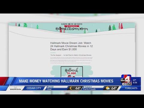 Make Money Watching Christmas movies GMU
