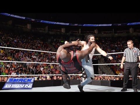 Mark Henry vs. Luke Harper: SmackDown, August 15, 2014
