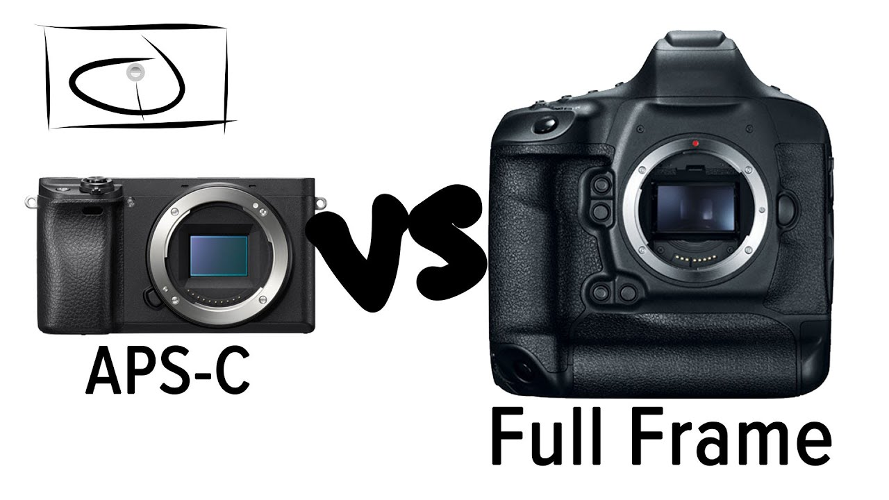 APS-C vs Full Frame Sensor - YouTube