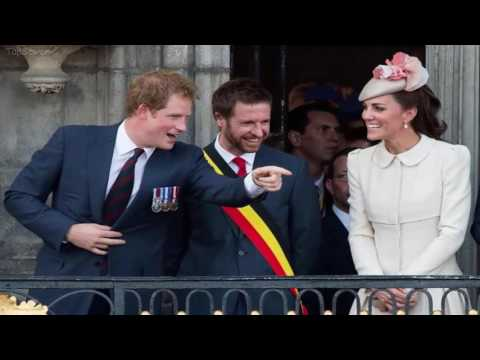 Thumbnail: Top 15 Times Prince Harry Cracked Kate Middleton Up