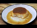 How to make creme caramel recipe - step by step