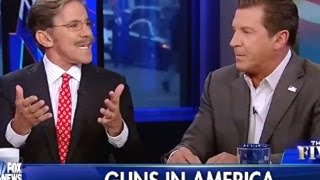 Eric Bolling May Love Guns More Than He Hates Poor People