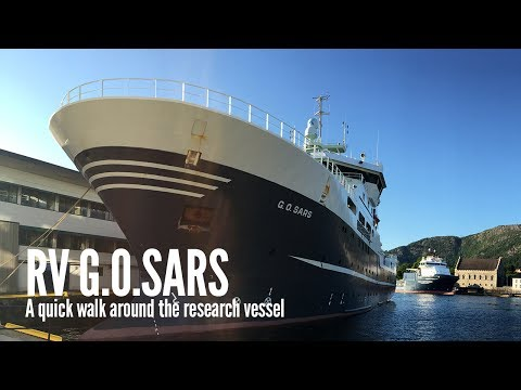 Research vessel G.O.Sars