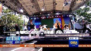 "Backstreet Boys Perform ""Everybody"" (Live GMA Concert)"