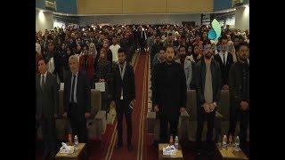 طلاب الجامعة التكنولوجية في بغداد يقيمون مهرجان عراق الحرية تخليدا لشهداء ثورة أكتوبر