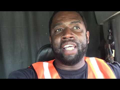 RAIL YARD: Should A ROOKIE TRUCK DRIVER Start Off Doing RAIL YARDS ???