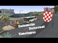 OMSI 2 Dalmacija Fictional Line 11 MAN SÜ313 Timelapse