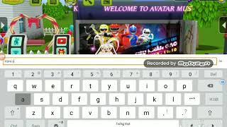 Avatar musik | Nạp Set Siêu Nhân Gao 😘😘😘