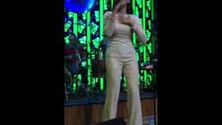 Sayangi Dirimu Live At Hrc Melaka Fazura Feat The