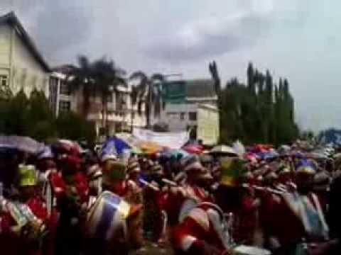 Marching Band SMK N 1 PRABUMULIH Dalam Rangka Karnaval Perayaan HUT KOTA PRABUMULIH YG KE 12