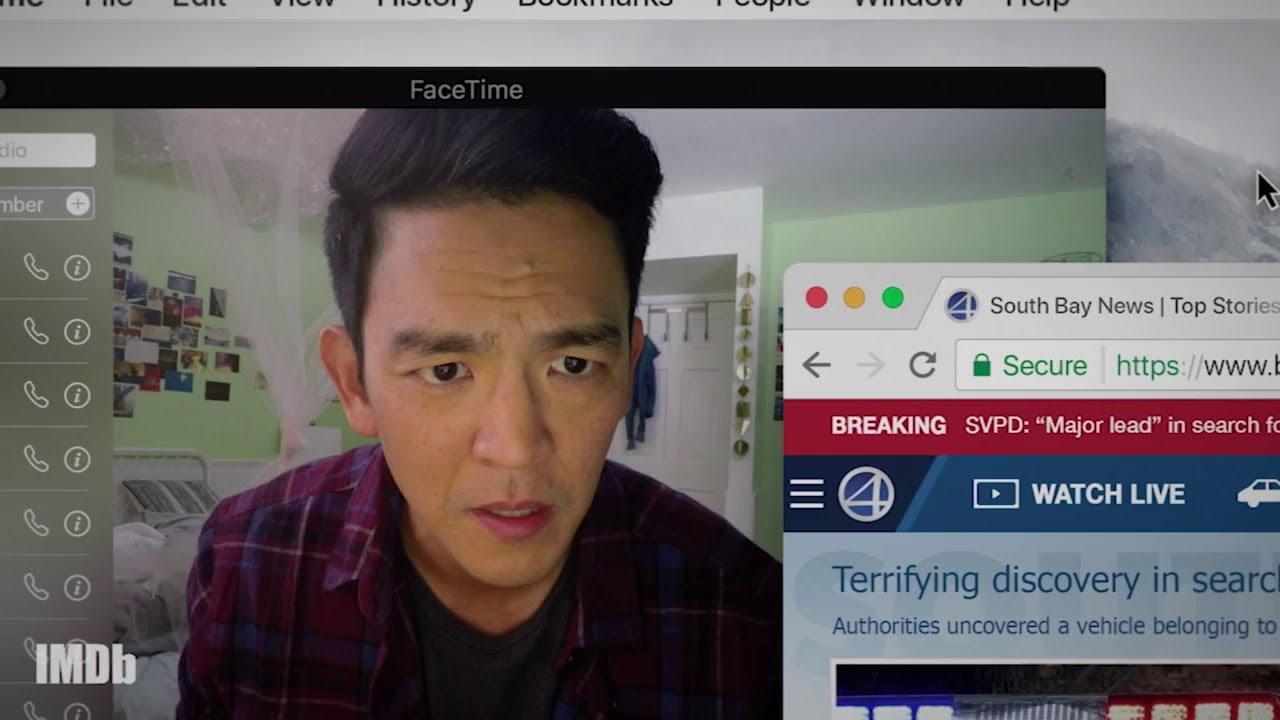 Kevin Smith and John Cho Discuss Sundance Film 'Search' | SUNDANCE 2018