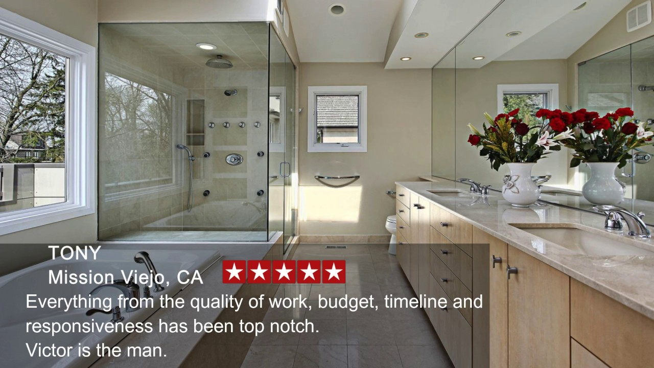 Bathroom Remodel Timeline best kitchen bathroom remodel in lake forest, ca- (949) 916 7777