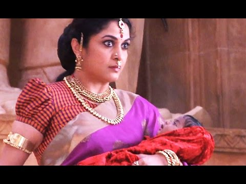 Ramya Krishna as SIVAGAMI | Baahubali - The Beginning