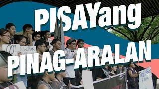 Kung ikaw ang tatanungin: Dapat bang gumraduate ang mga lalaki na n...
