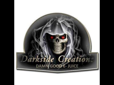 DSV DARKSIDE CREATIONS DAMN GOOD E  JUICE
