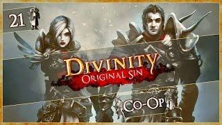Let's Play Divinity: Original Sin (Co-Op) - Ep.21 - Arhu SparkMaster 5000!