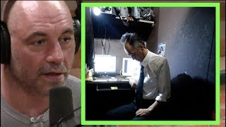 Joe Rogan - There Are People in Japan Living in Cyber Cafe's