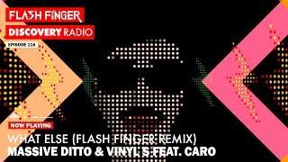 Massive Ditto & Vinyl S - What Else (Flash Finger Remix) [Premiered on Discovery Radio 116]