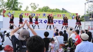 2017/05/21 イザカヤ大サーカス での ミニスカレッチ.