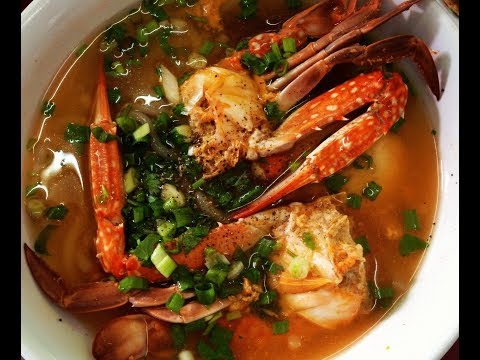CRAB SOUP | How To Prepare The CRAB SOUP| Spicy And Healthy