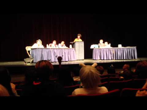 SacAnime Summer 2014 - Radio Play Saturday Q&A Pt. 1