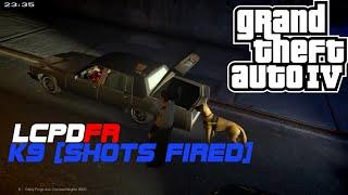Lcpdfr Sheriff K9 [old Dog] Patrol - Shots Fired [gta V Pc Update - Rehash!? - Lspdfr Hype]