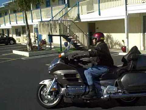 Big Sur motorcycle ride