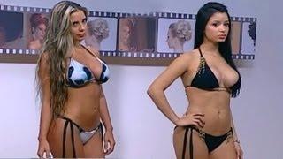 Repeat youtube video Desfile de ropa interior, trajes de baño Lola Beachwear 2013