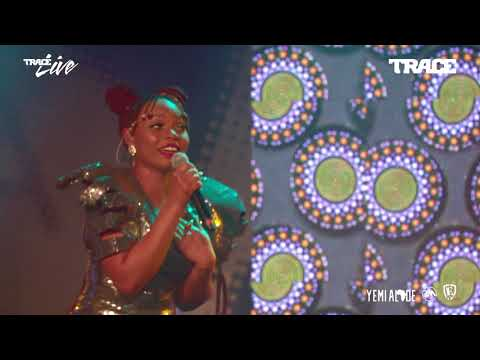 YEMI ALADE FT. CHARLOTTE DIPANDA - SISTER   @ TRACE Live