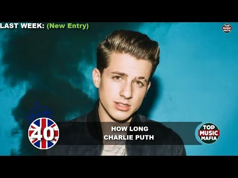 Top 40 Songs of The Week - October 21, 2017 (UK BBC CHART)