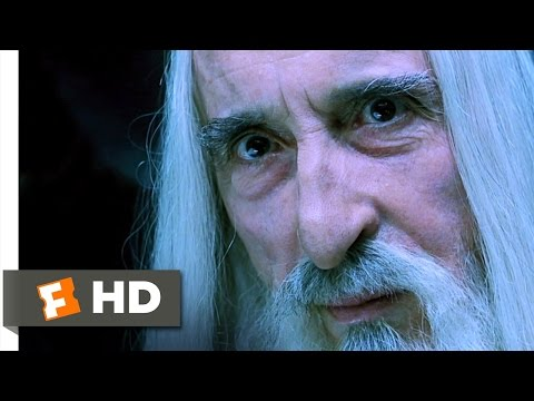 The Lord of the Rings: The Fellowship of the Ring (1/8) Movie CLIP - The Way of Pain (2001) HD