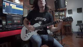 Killswitch Engage - The Signal Fire (Guitar Cover)