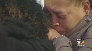 Vigil Held In Montbello For Shooting Victim Gayland Allen Jr.